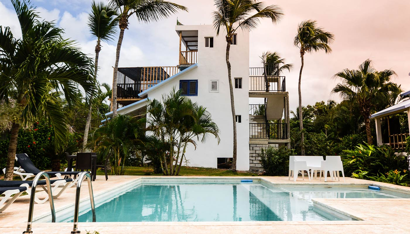 Apartments for Rent in Las Galeras Dominican Republic.
